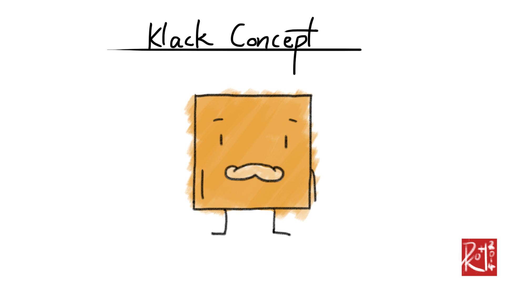 Klack (Square)