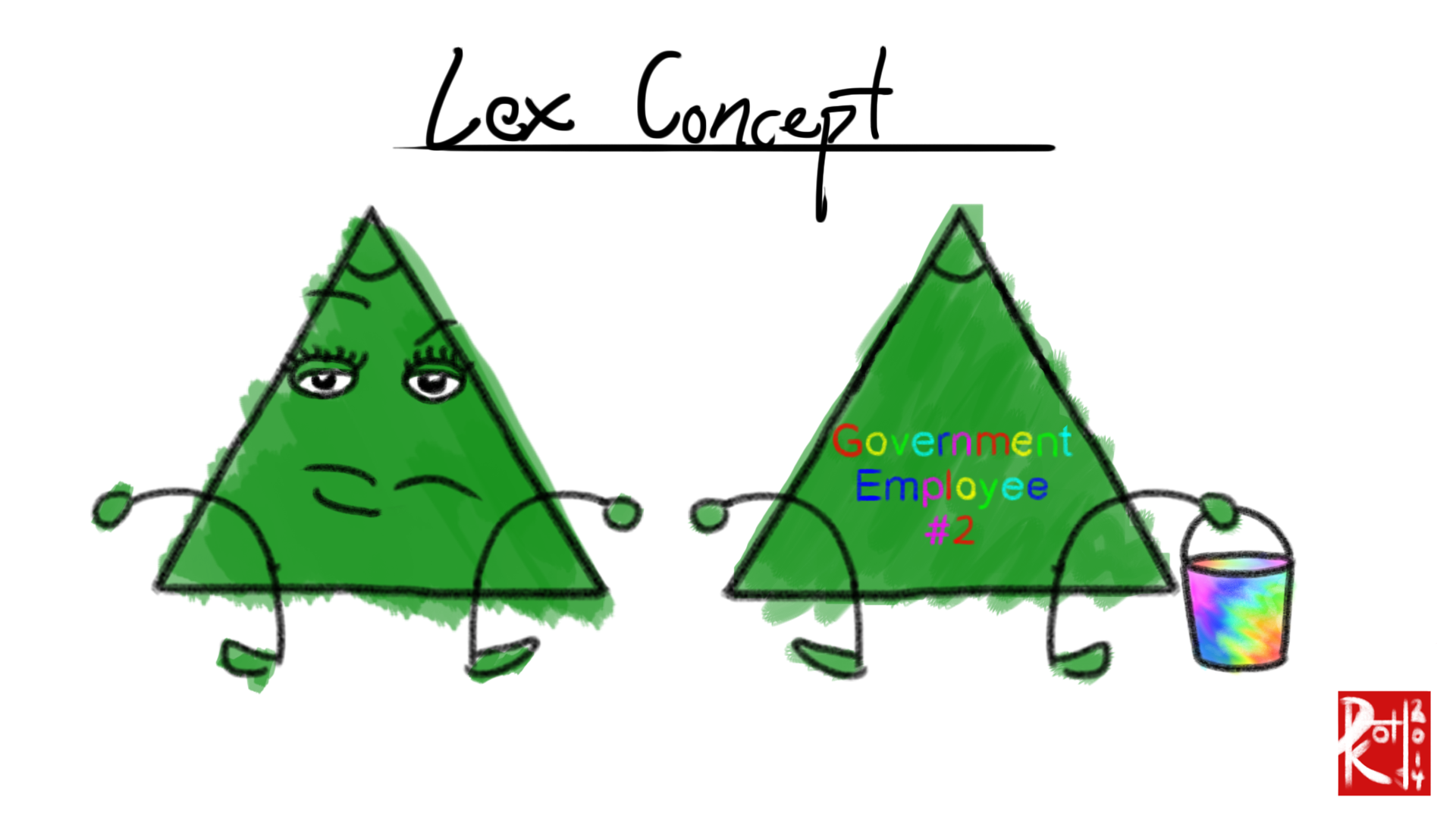 Lex (Equilateral Triange)