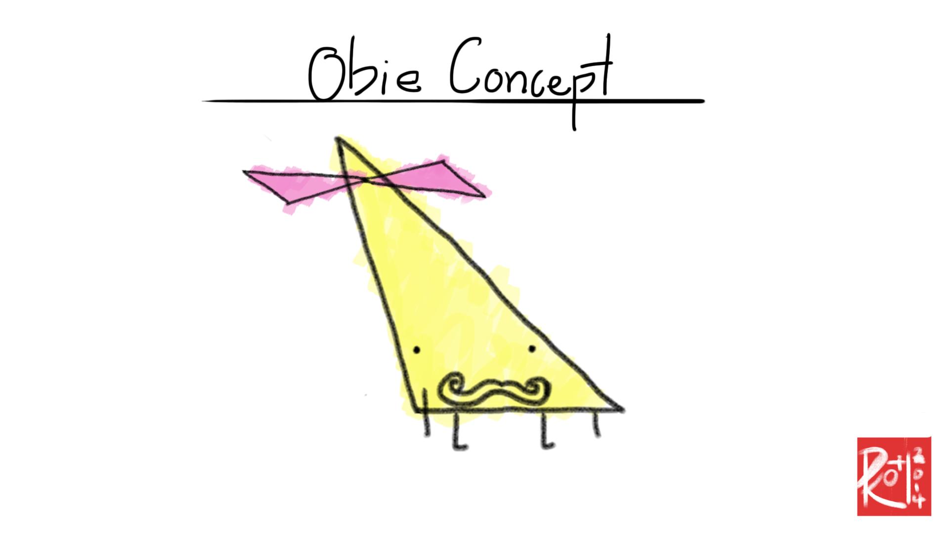 Obie (Obtuse Triangle)