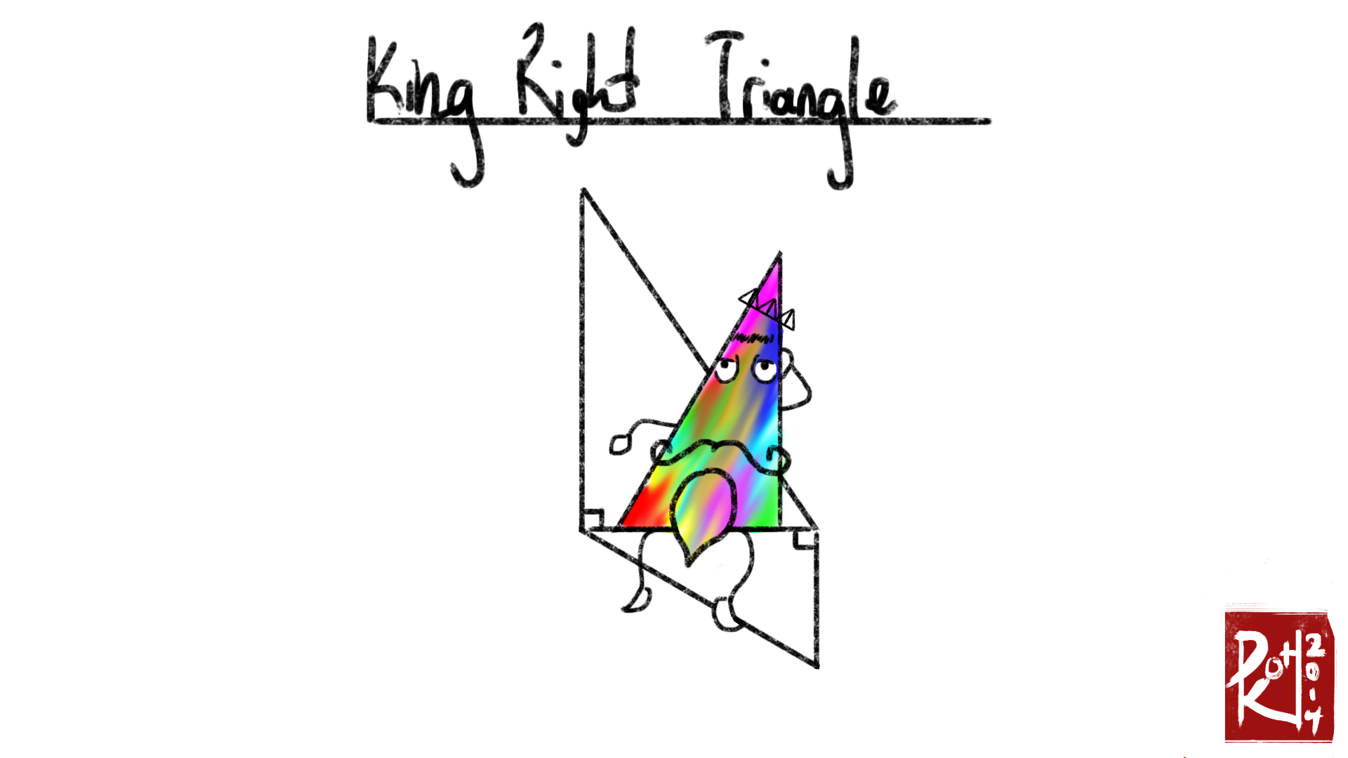King Right Triangle (Right Triangle)