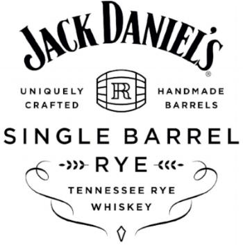 Jack Daniel's Single Barrel Rye Logo
