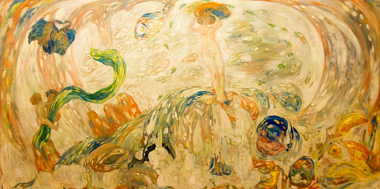 Nikolai Milioti, Birth of Venus (1912)