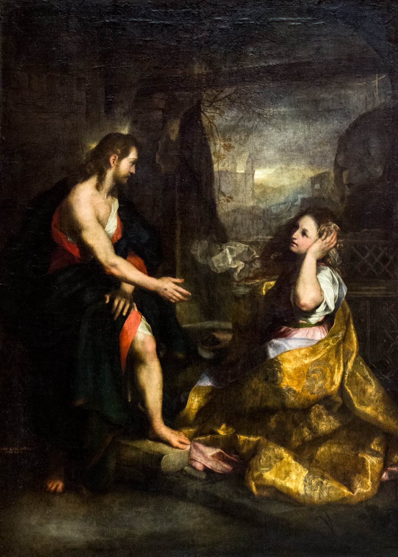 Federico Barocci, Noli me Tangere (1590), Alte Pinakothek