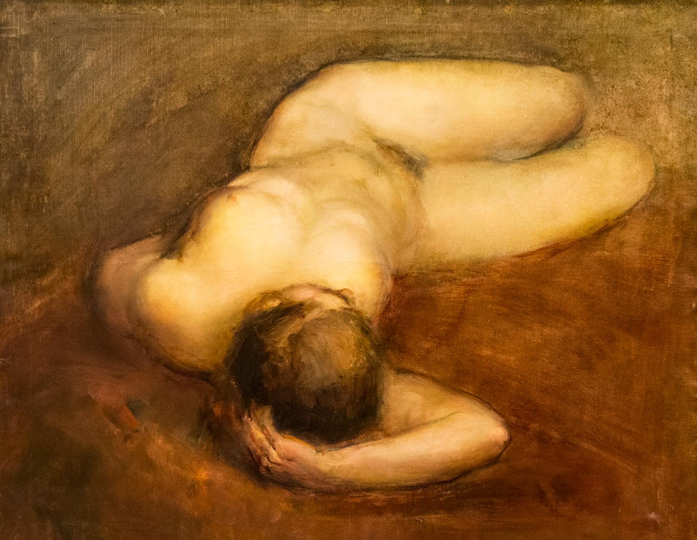 Vera Ivanova, Female Nude (1930)