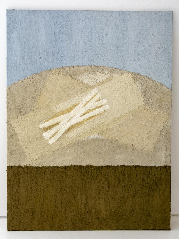 The Dénia series: Segària, oil on canvas, 120x90 cm