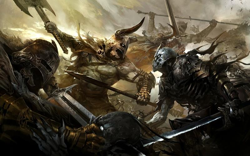 Battle for the Snowwynne Barrens