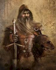 Dwarf Commander, Bombadorn Roundthaler