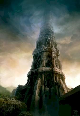 Evil Tower of Ug' Cthuth