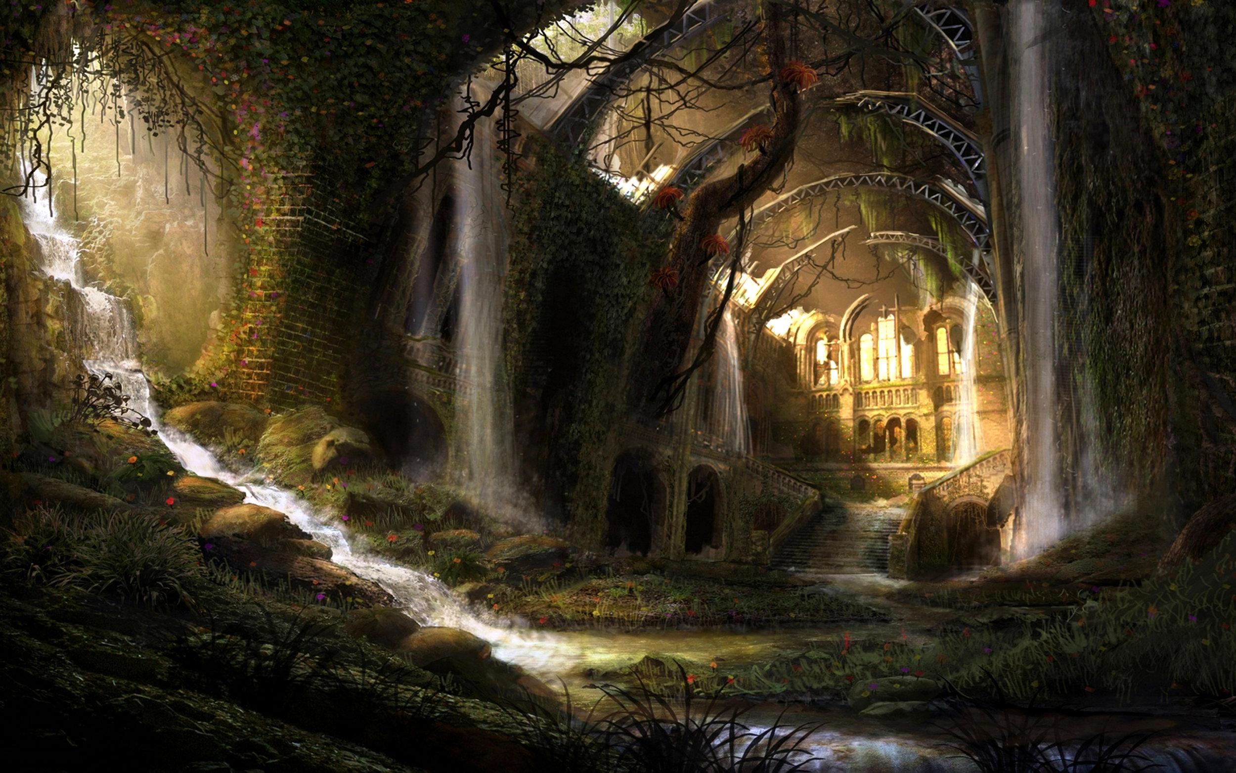 The Hidden Home of Ras Amon