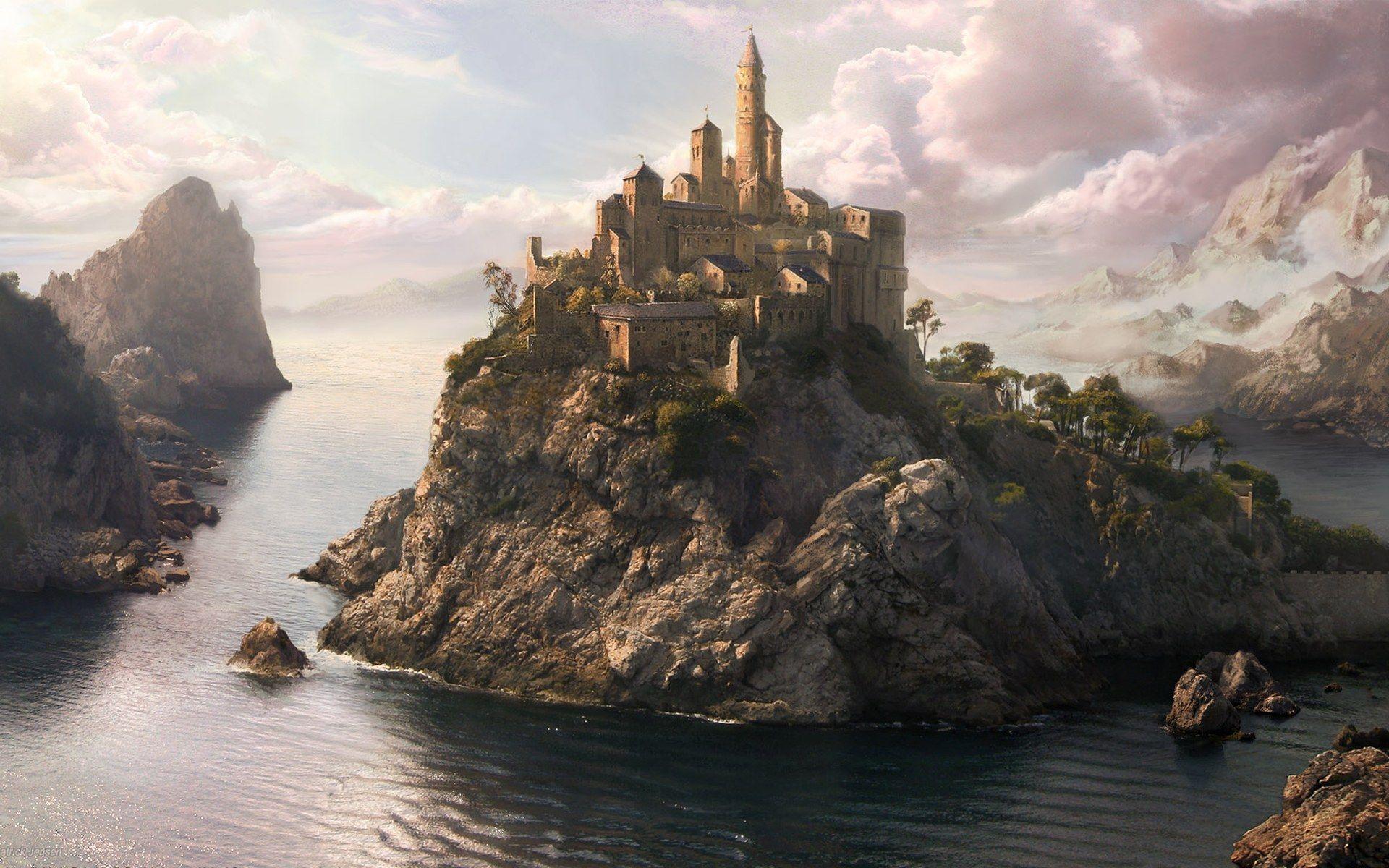 The Island City of Chyh-Mehm
