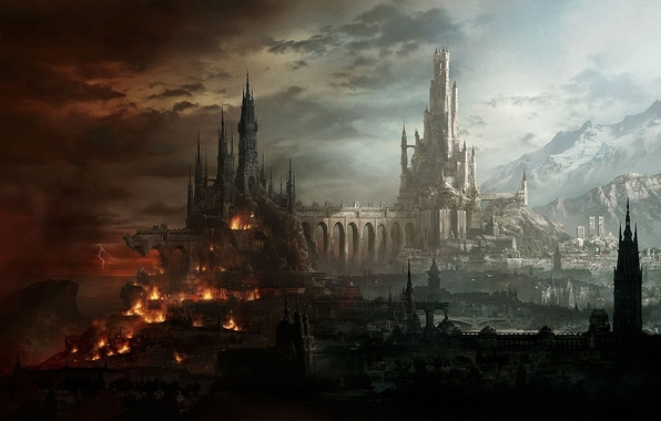 The City of Gortha Losh