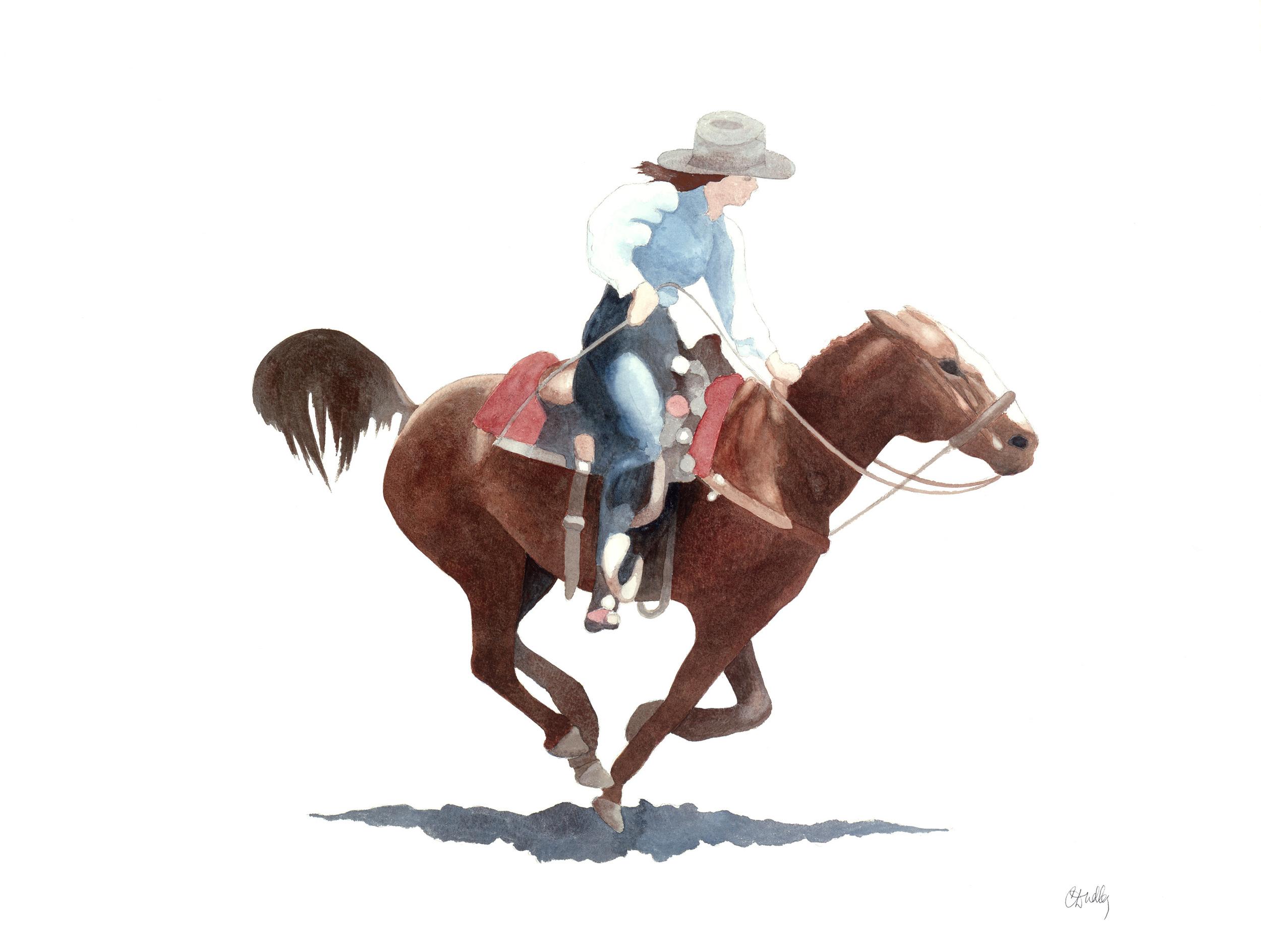 Rodeo Scenes   #1
