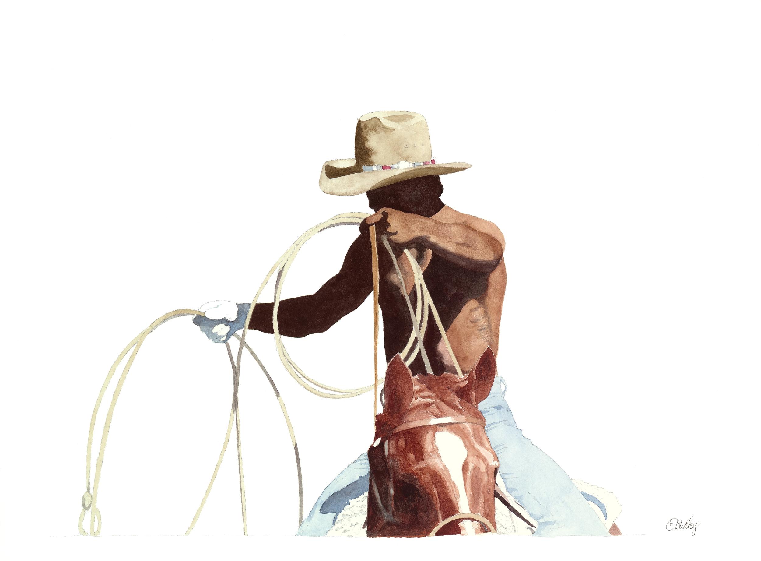 Rodeo Scenes   #12