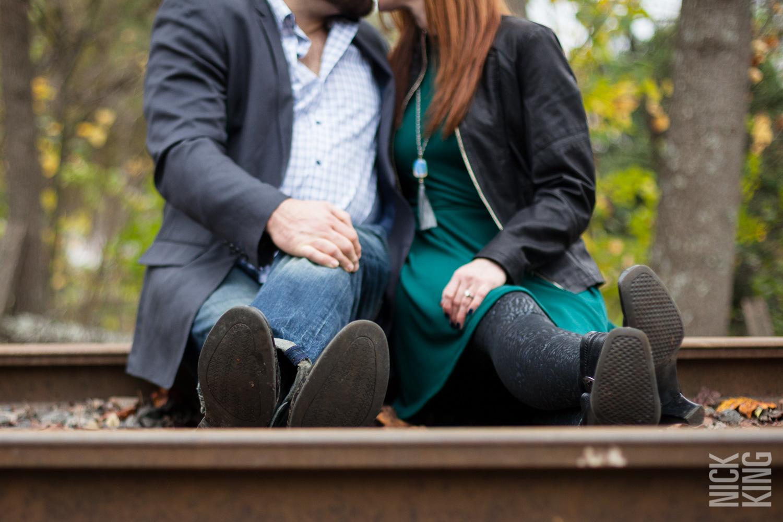 NoDa Engagement Photos