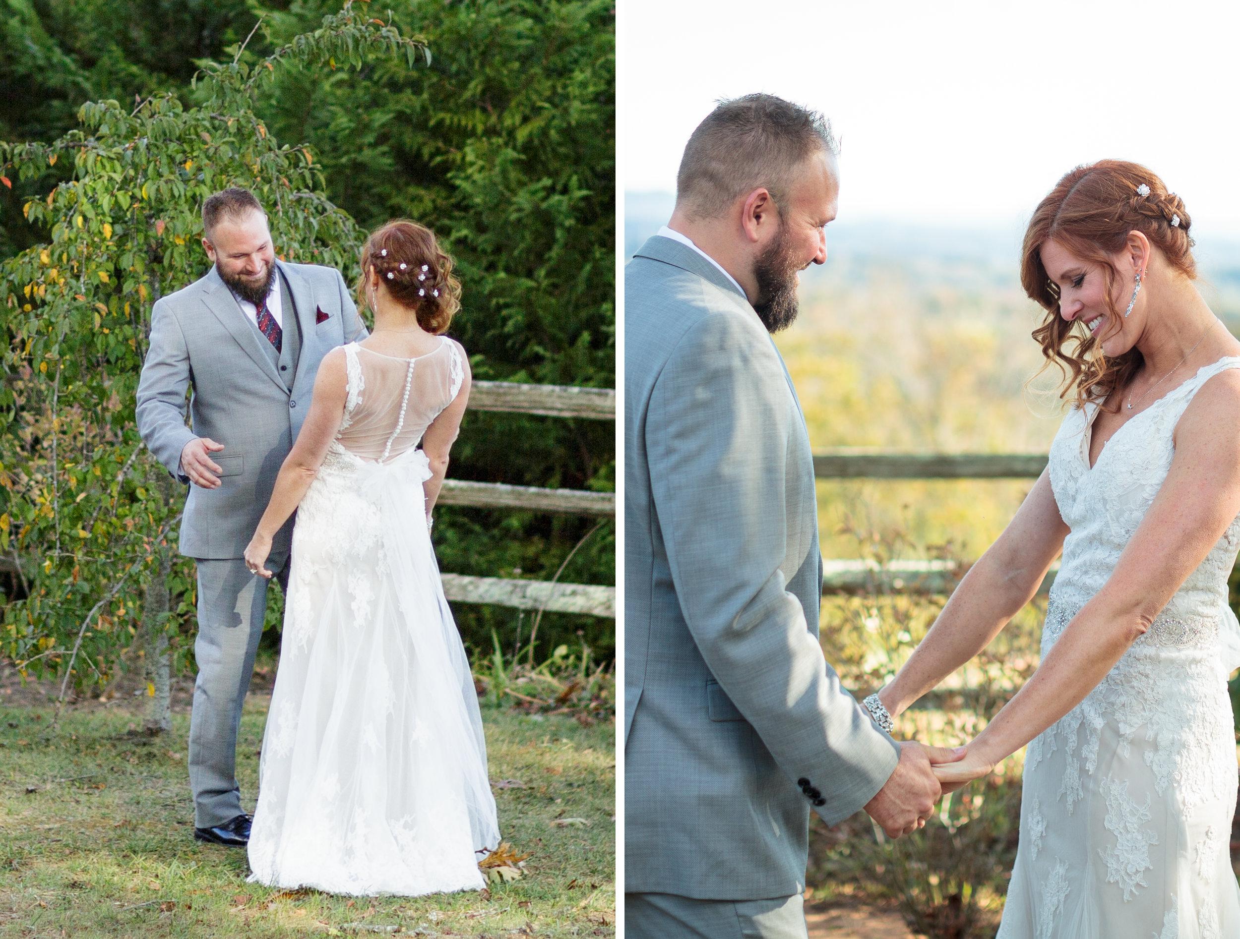 The Crest Center Weddings first look.jpg