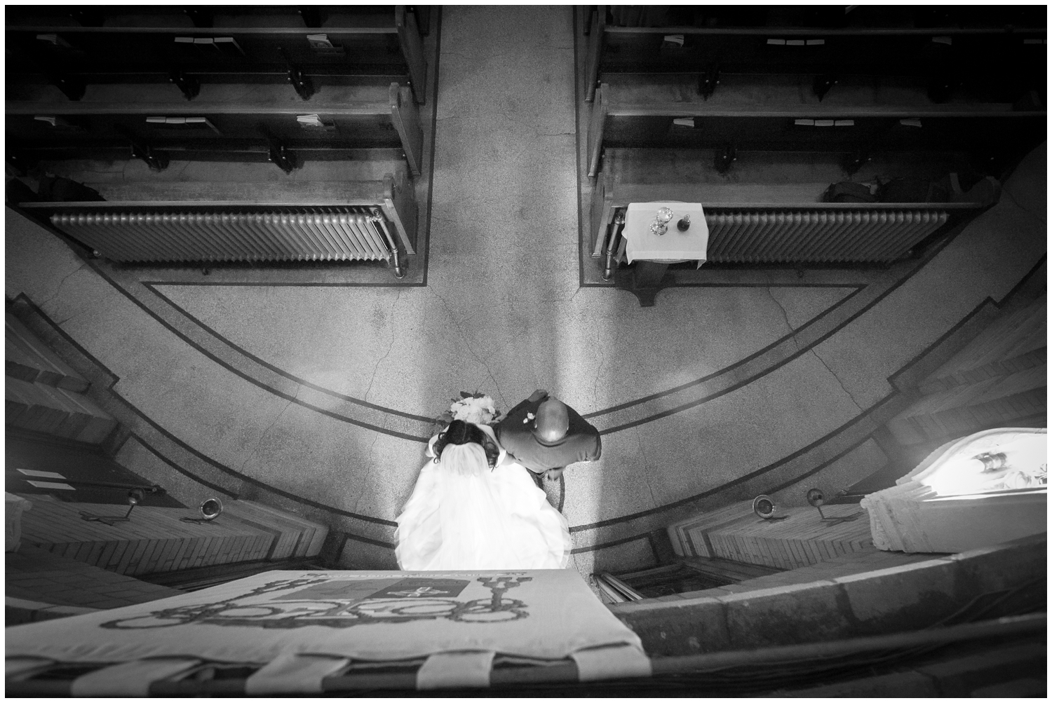 St. Lawrence Bascilica Wedding Photography