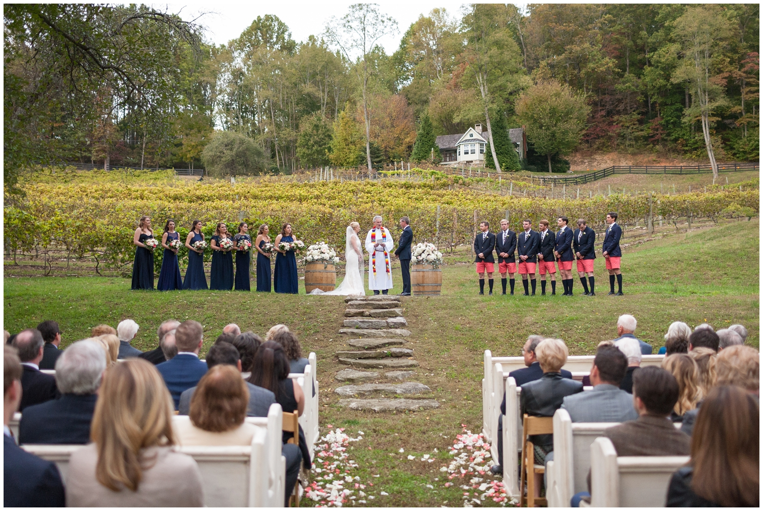 The Vineyard at 37 High Holly Wedding Photography