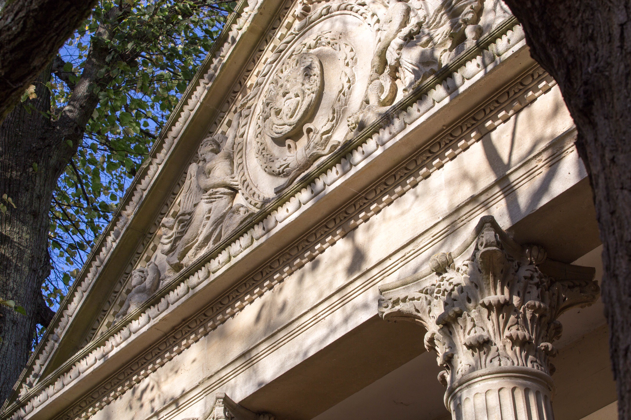 Temple, Sydney Gardens, Bath