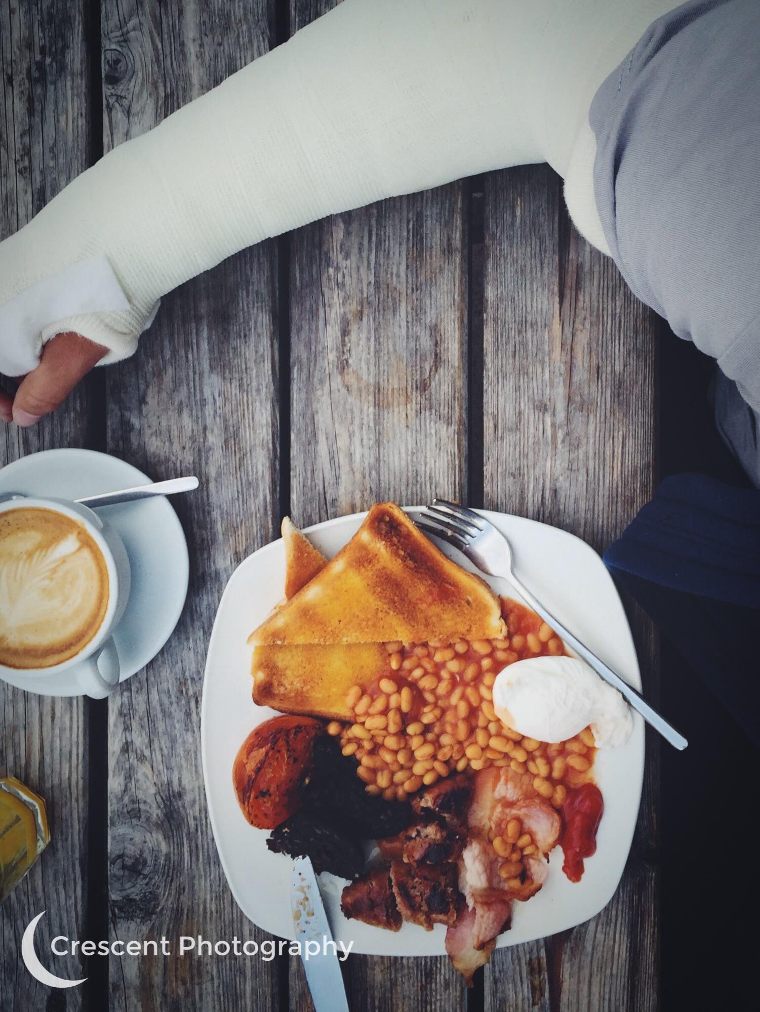 Breakfast, The Chelsea Cafe