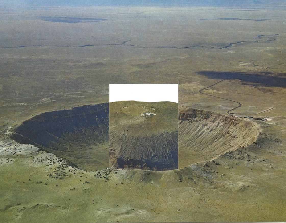 Crater and Horizon