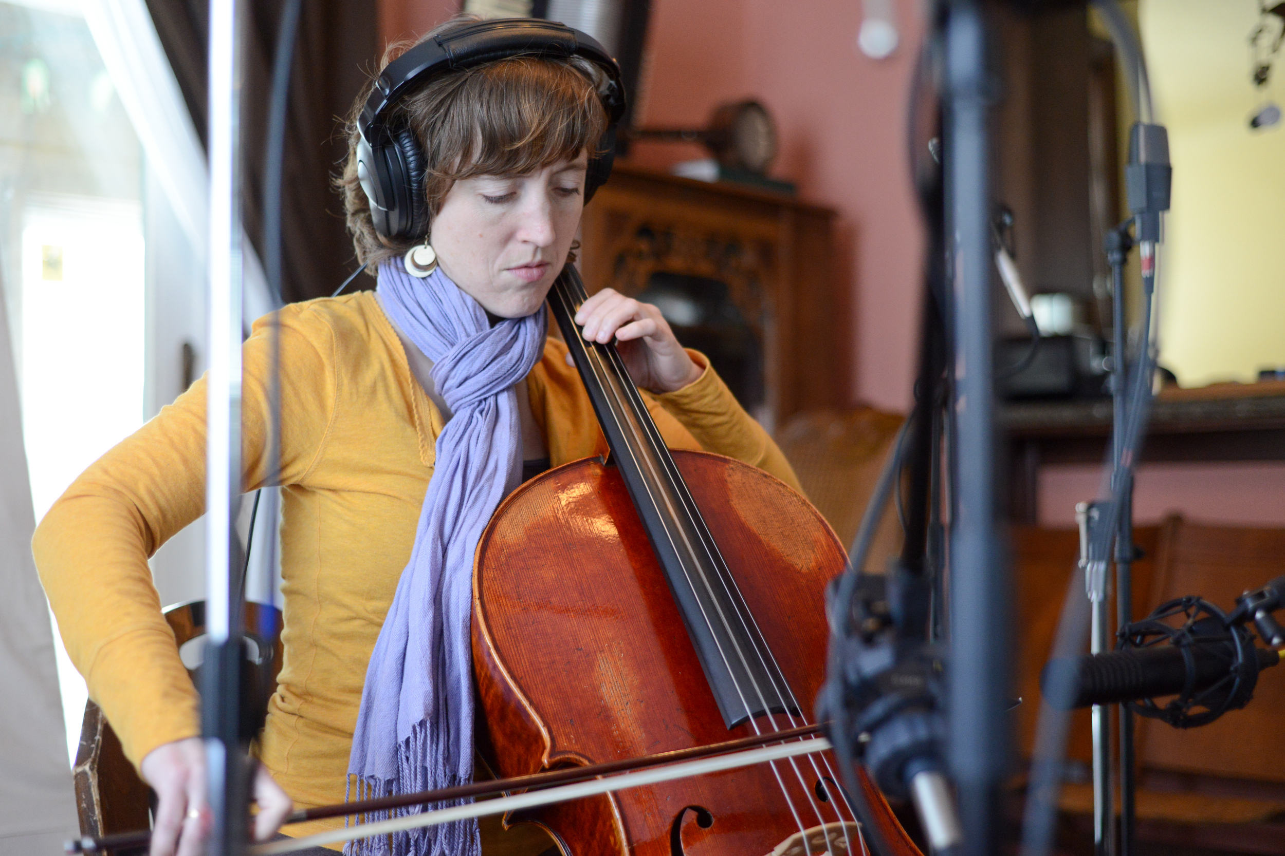 The indispensable Abby Alwin on strings