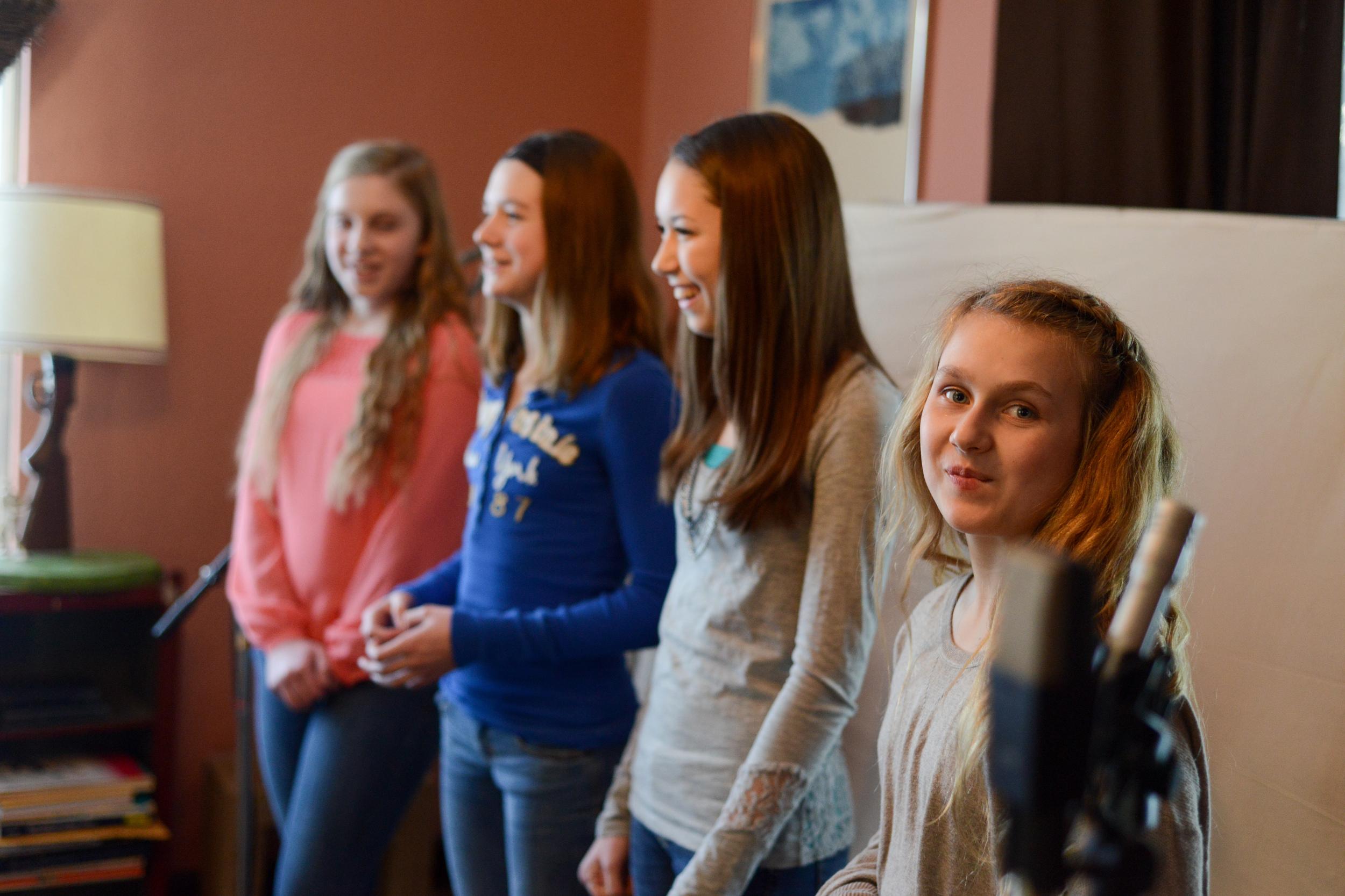 Ladies chorus