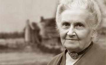 Maria Montessori, 1870-1952
