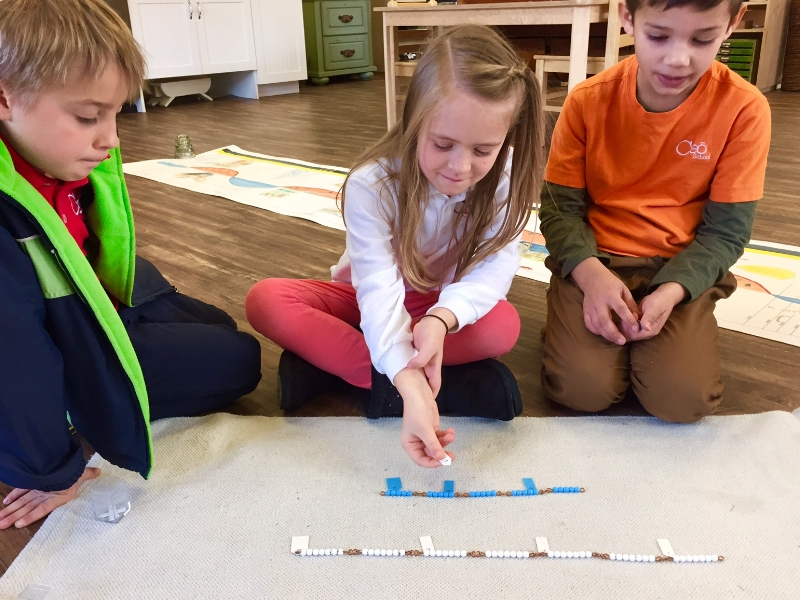 A Different Aspect Of Multiplication.