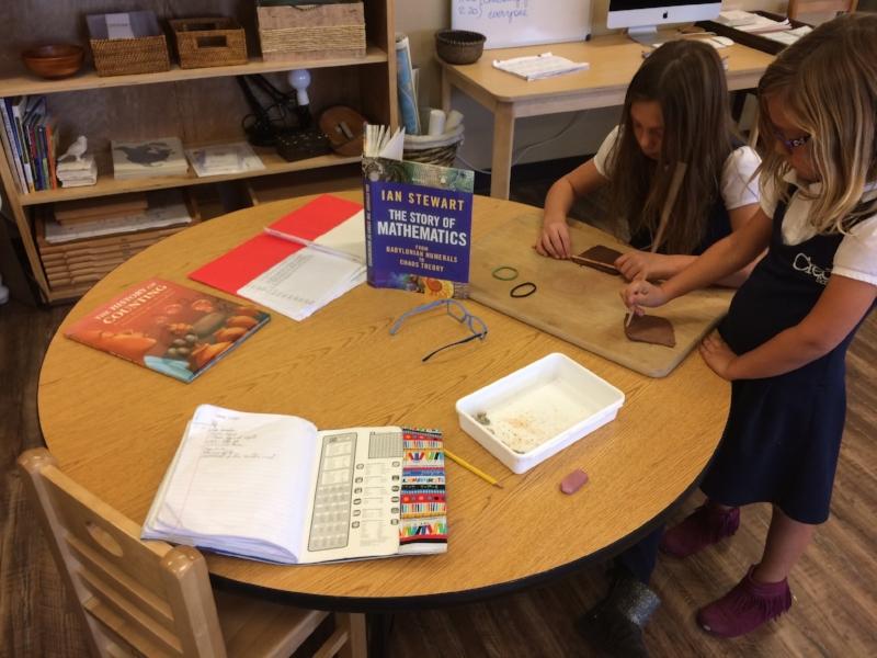 Making Babylonian Clay Tablets