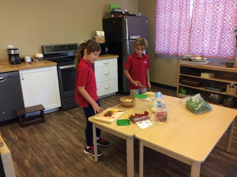 Preparation of snacks
