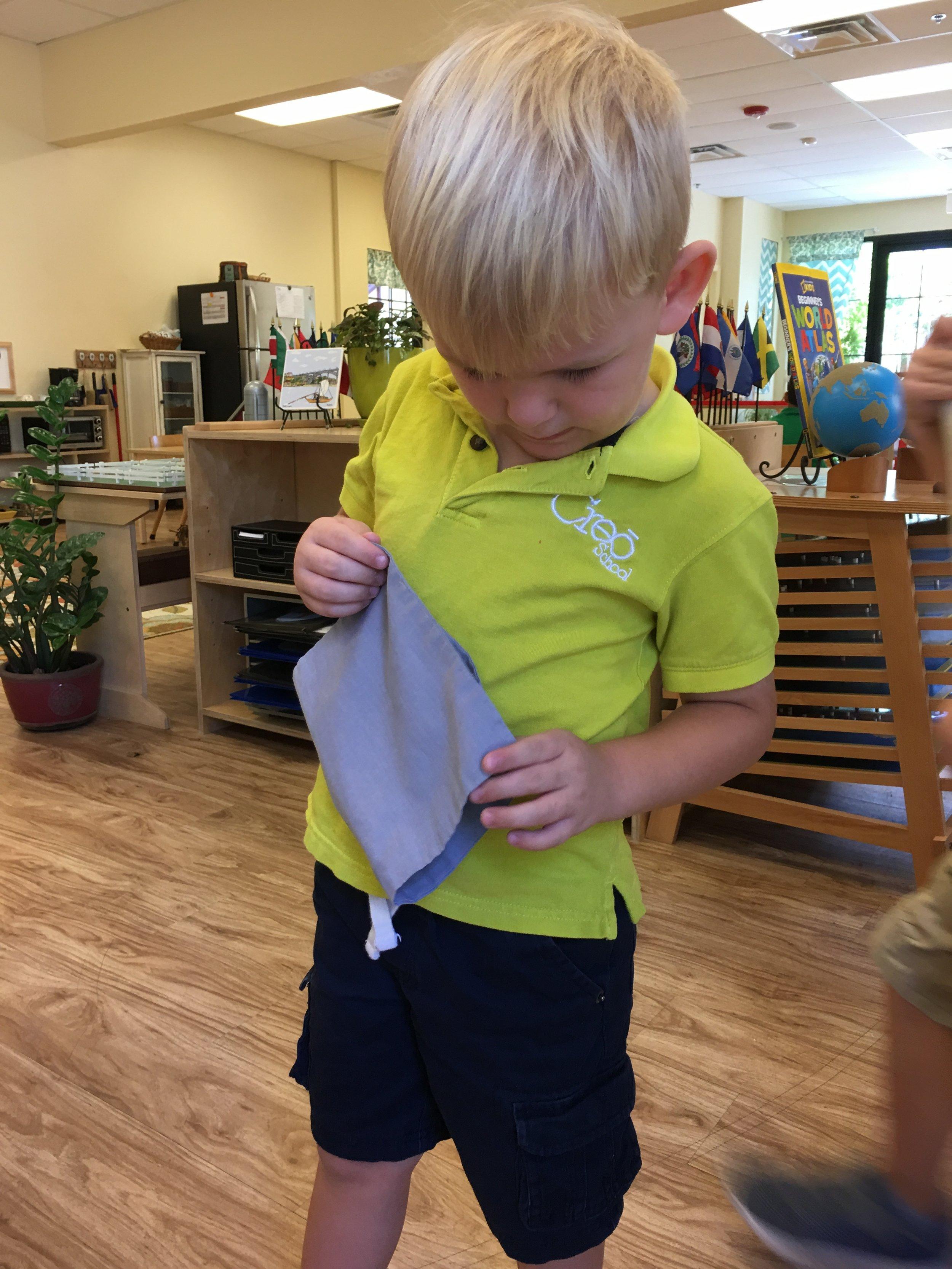 Folding Cloths