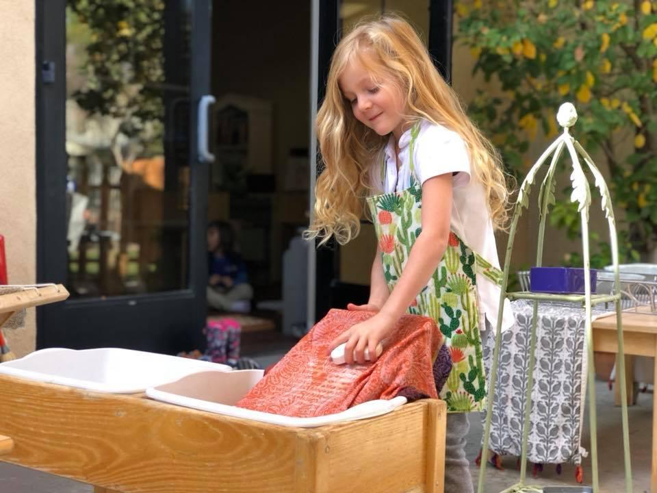 Cloth Washing