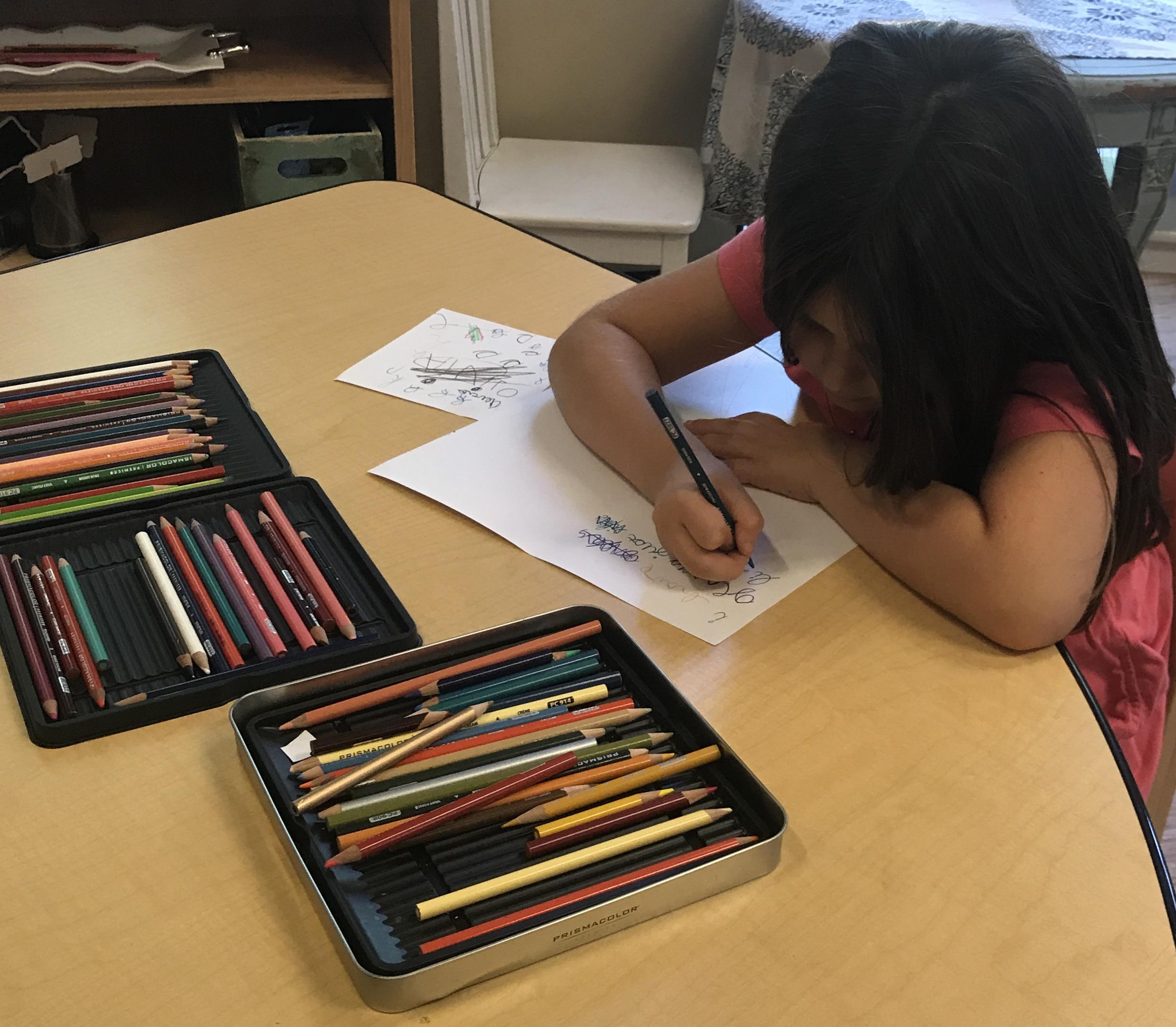 Letter Making