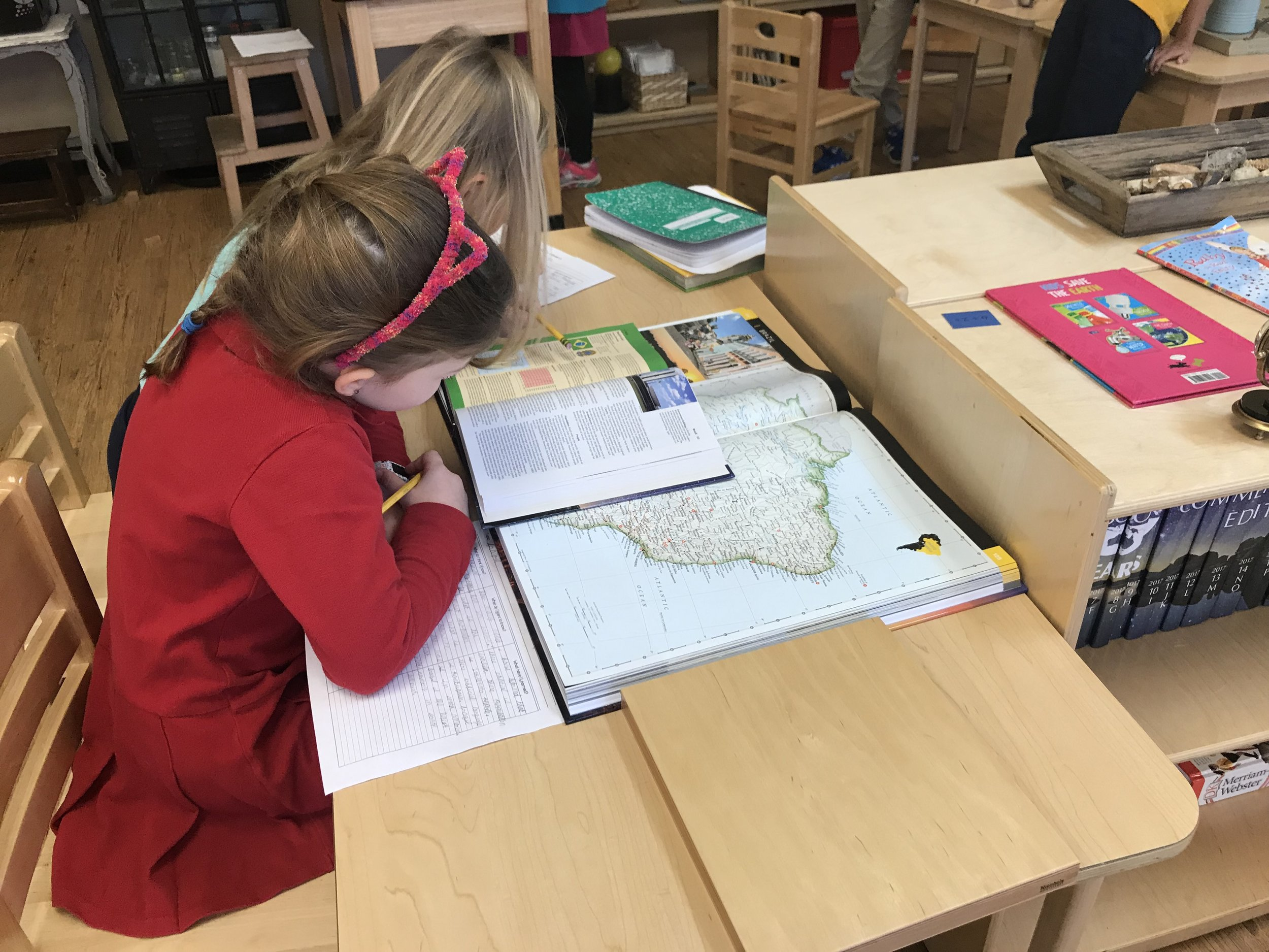 Researching Brazil