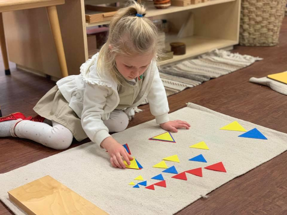 Graded Geometric Figures