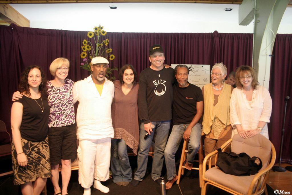 The Teachers and gang from 2013: Karen, Judi, Joey, Christianne, Dave, Bobby, Rhiannon, Linda...