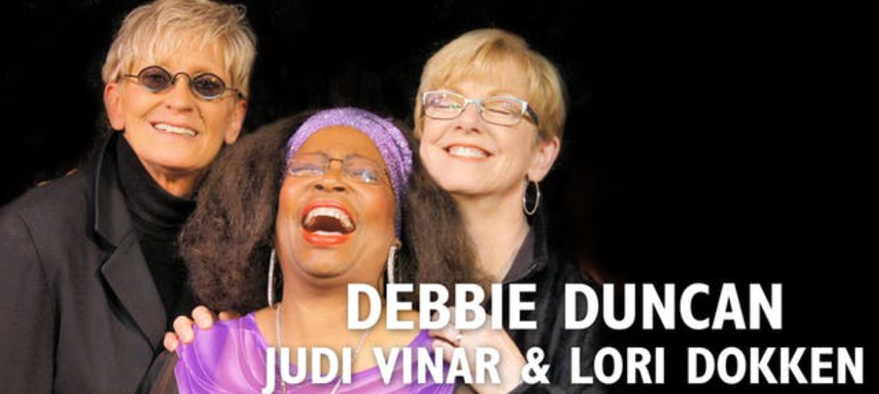 """""""The 3 D's"""" are back in the Dunsmore room for a night of fun. Join us!   https://croonersloungemn.ticketfly.com/e/debbie-duncan-lori-dokken-and-judi-vinar-59739939768/"""