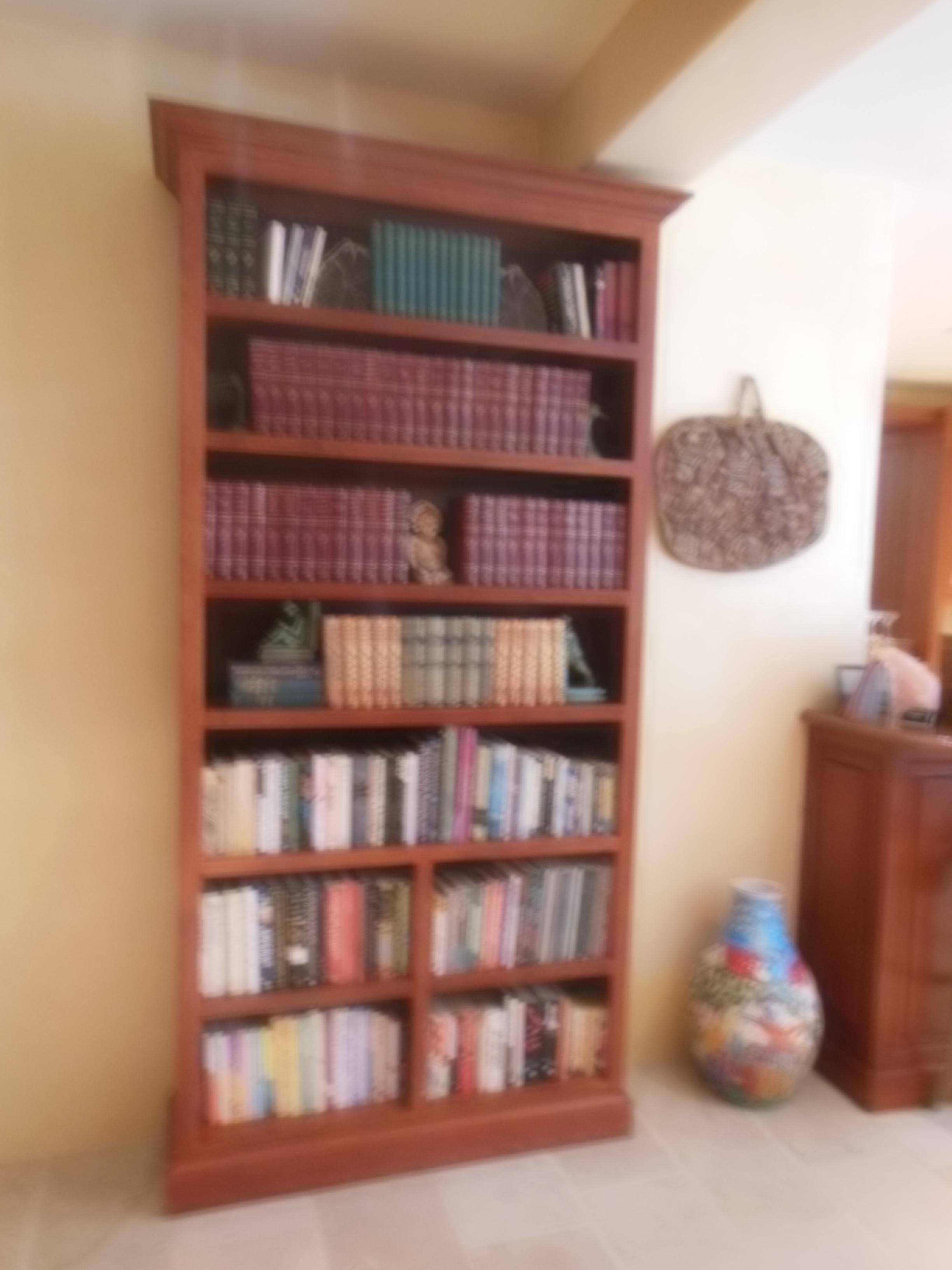 Handel Cherry Bookcase (1).JPG