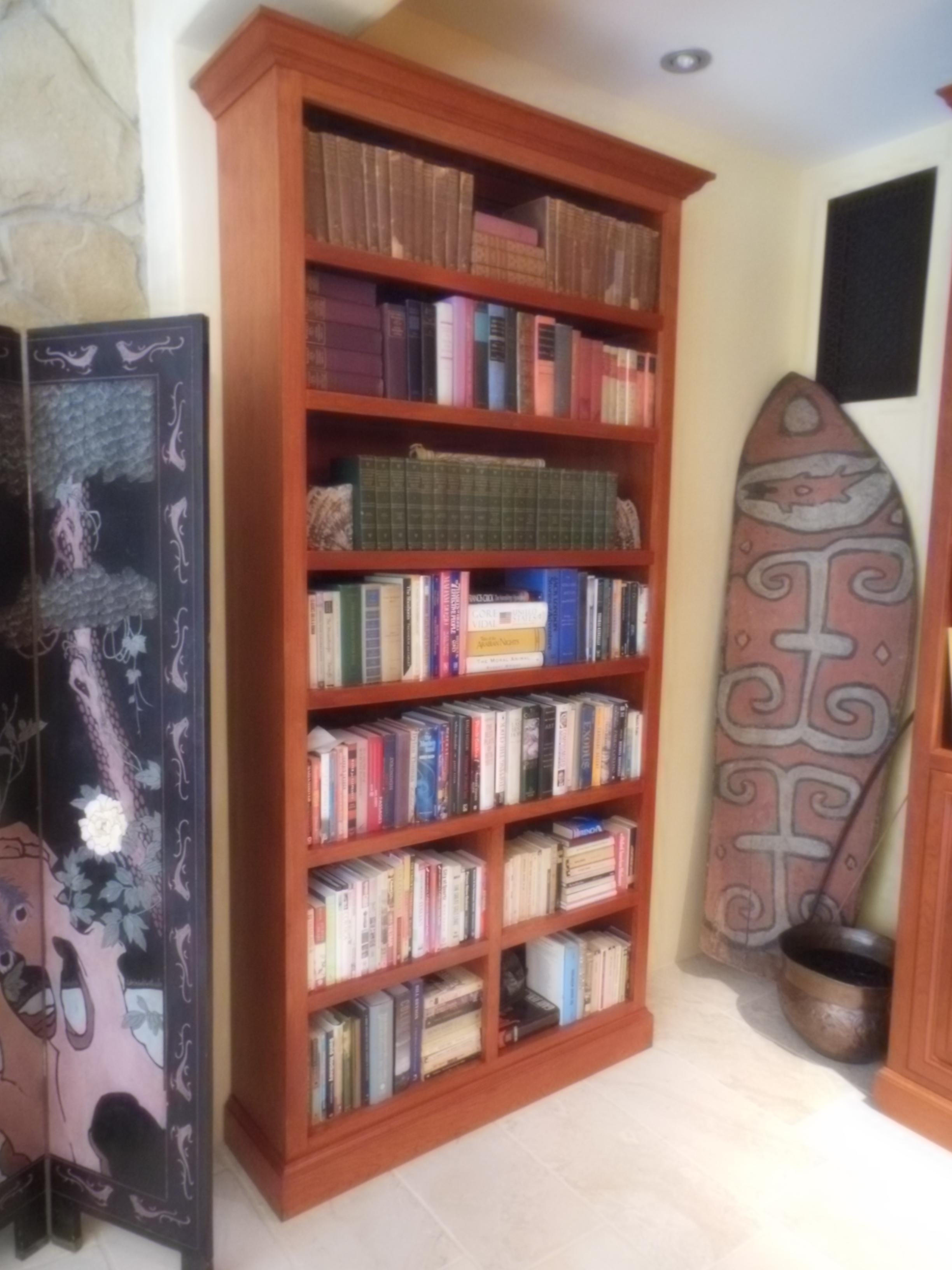 Handel Cherry Bookcase (2).JPG