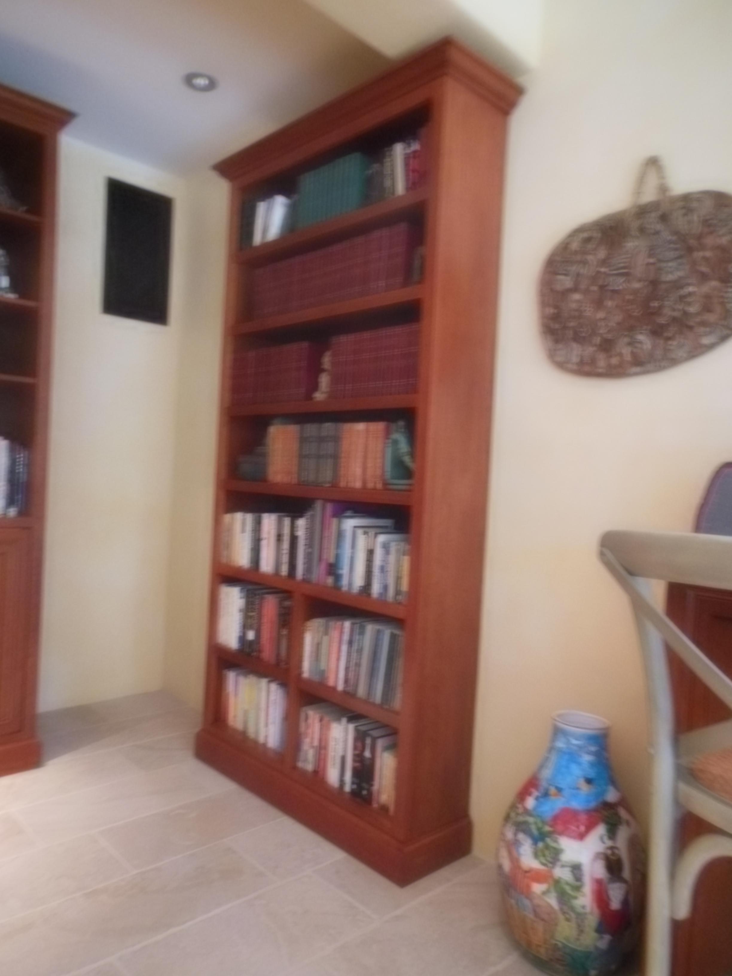 Handel Cherry Bookcase (4).JPG
