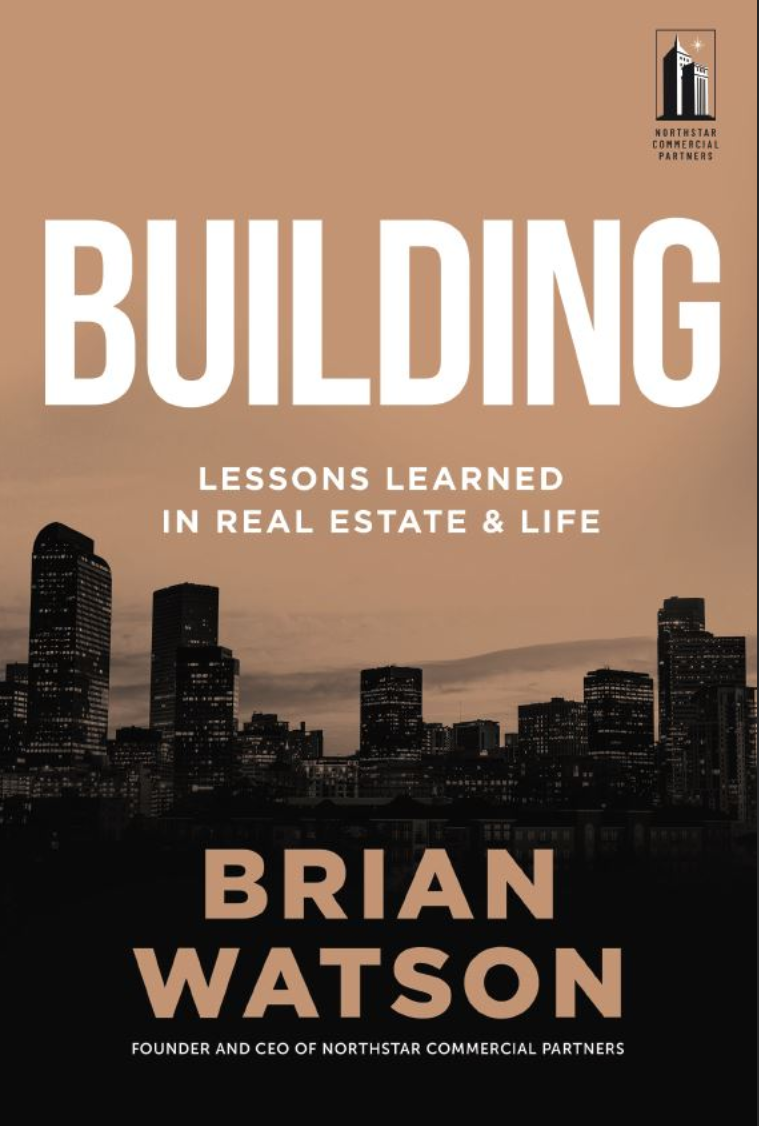 Learn more about Brian Watson's newly released book at  BuildingBook.us  or purchase now on  Amazon.com .