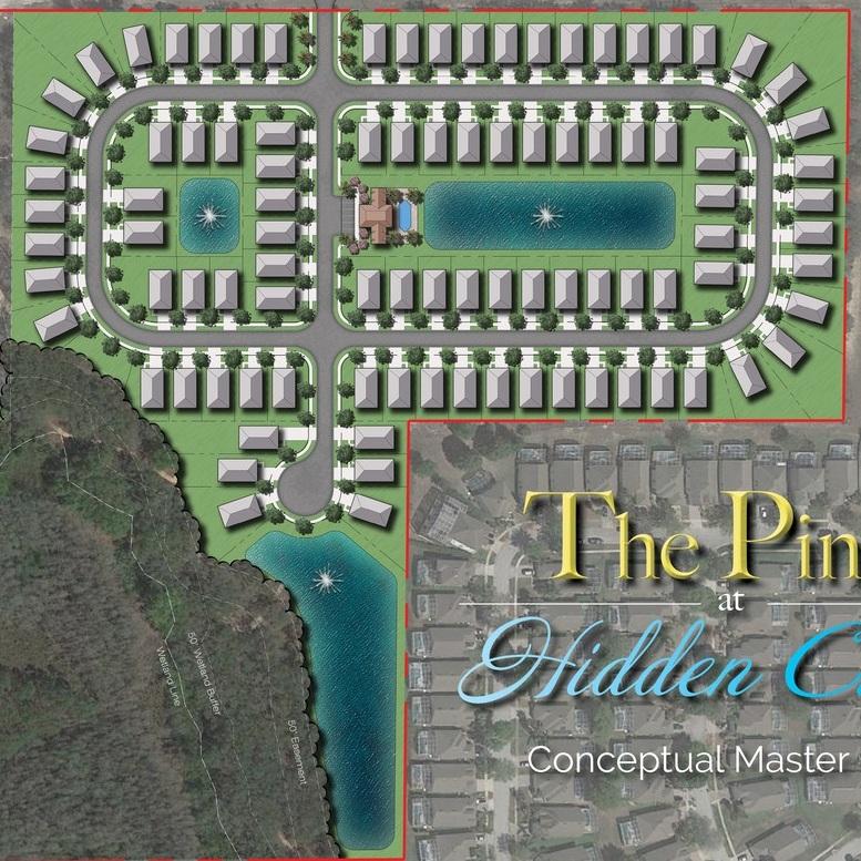 THE PINES AT HIDDEN CREEK