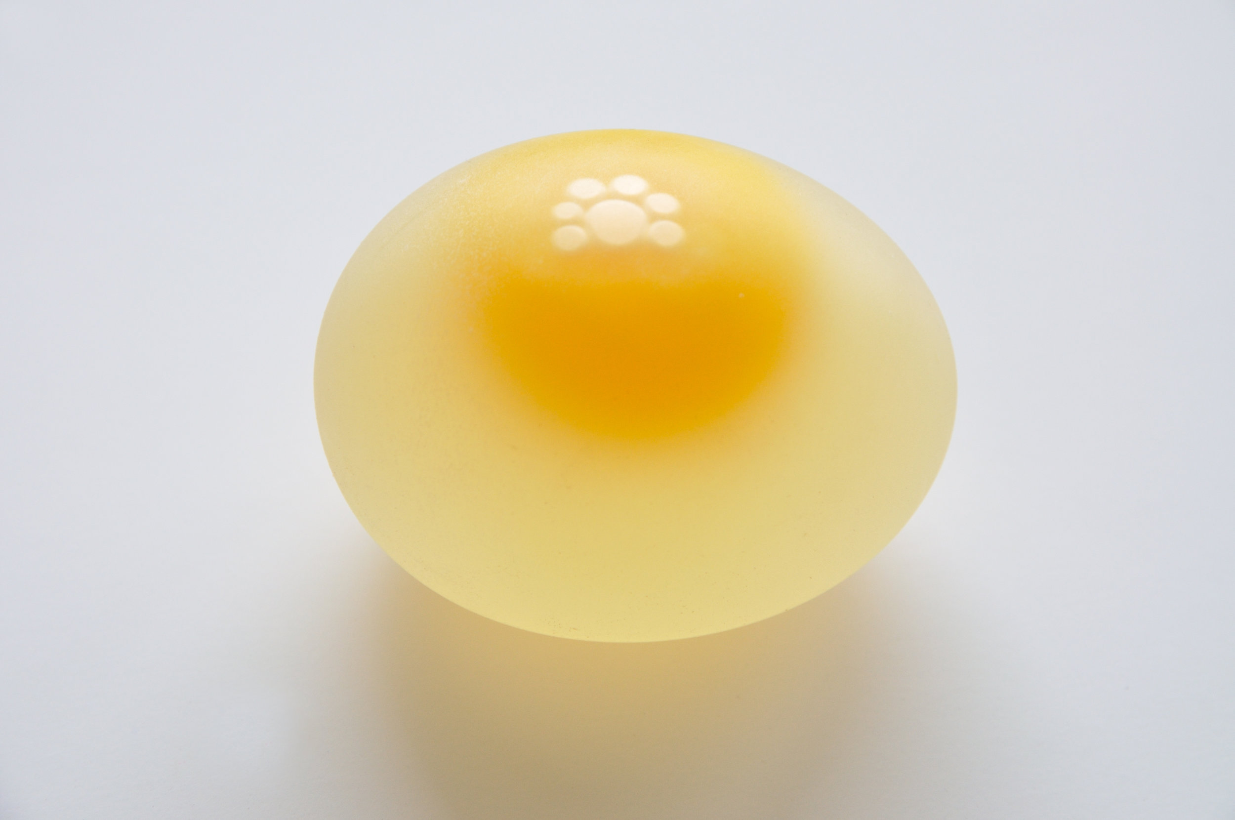 Eggs, even super creepy shell-less ones like this, are full of phosphatidylcholine.