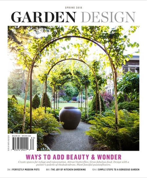 Garden Design, 'A Place of Refuge'2018