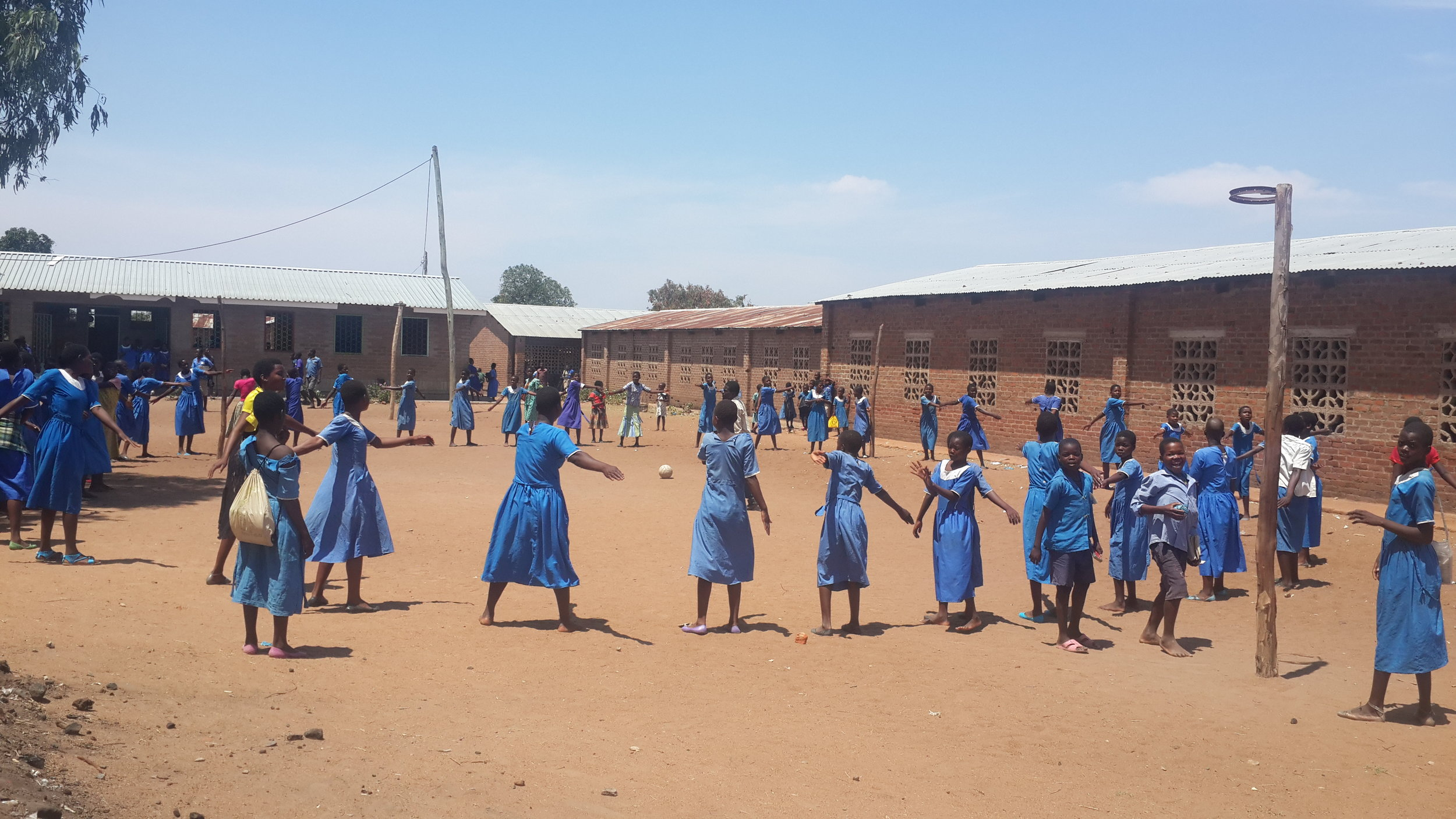 baseline girls education gender