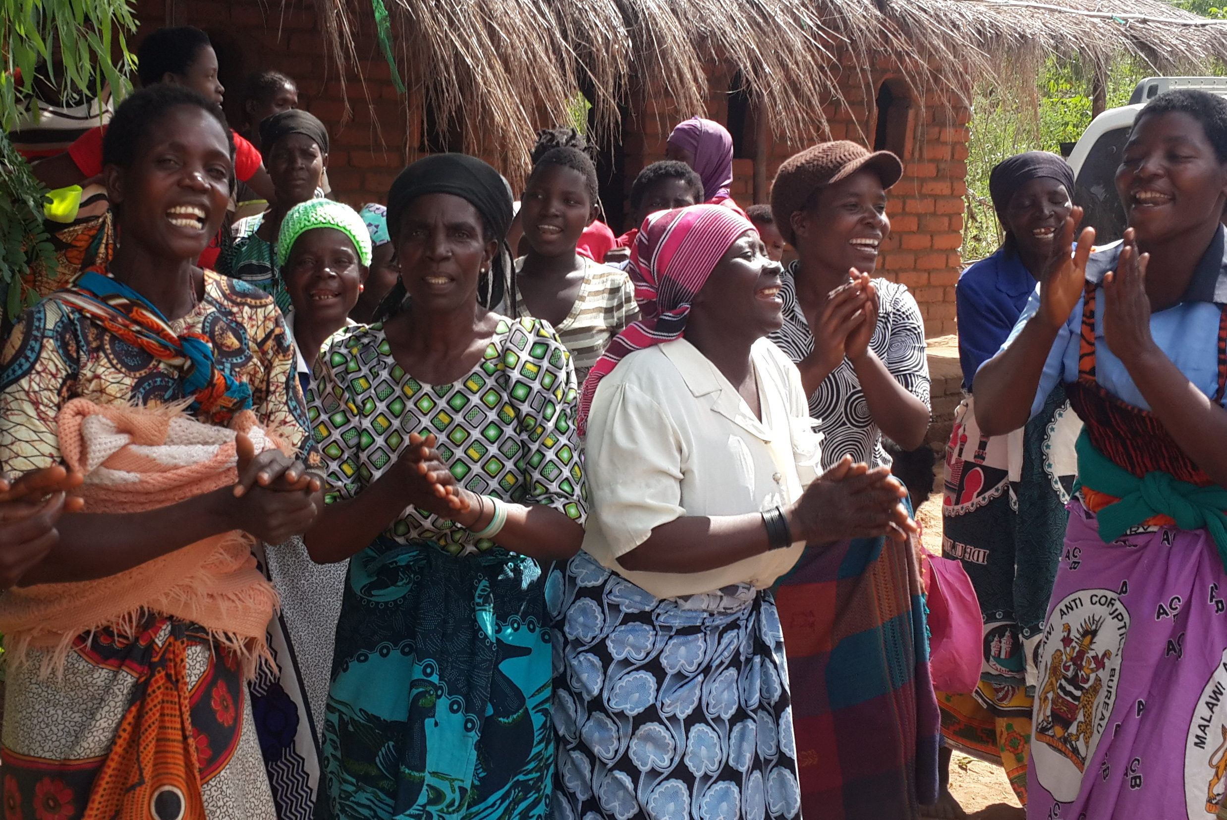 gender baseline c12 consultants malawi
