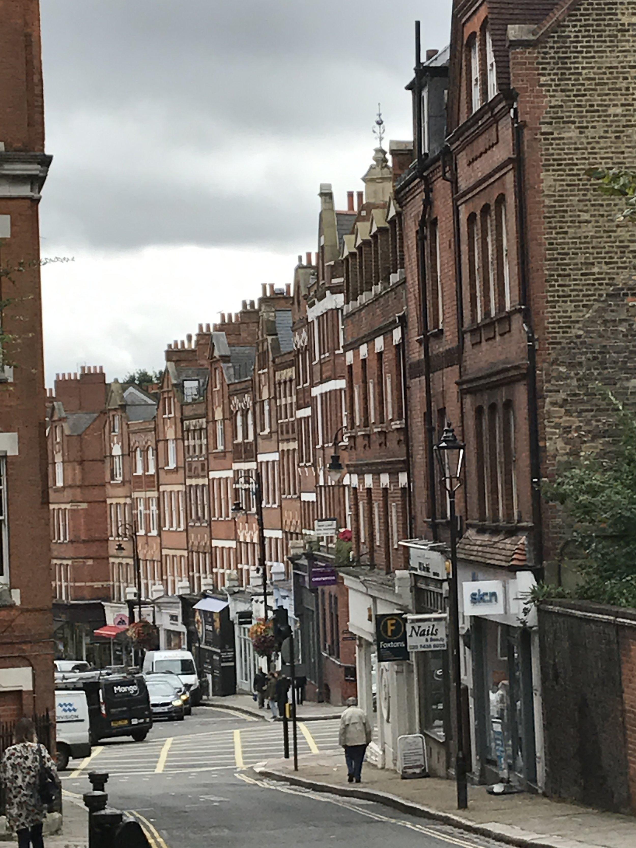 Hampstead High Street