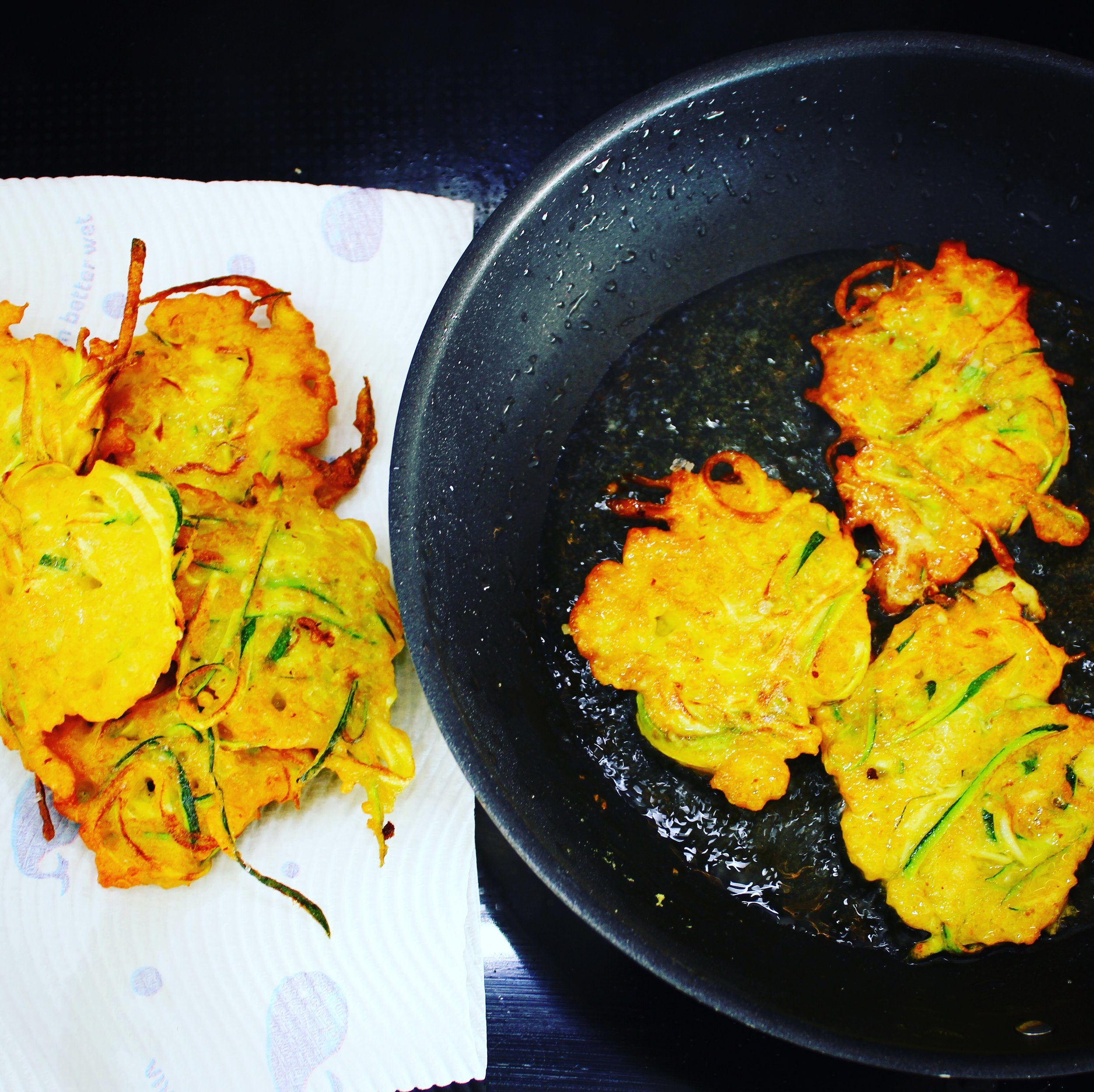 quinoa, chickpea and zucchini fritters, yes they are fried! but delicious recipe soon @plantbasedchef  #glutenfree  #vegan  #veganfood  #veganrecipes  #veganfoodporn  #veganfoodlover  #veganfoodshare  #vegetarian  #plantfood  #howtocookplants  #plantbased  #plantbasedchef  #sydney  #healthyfood  #healthyrecipes  #quinoa