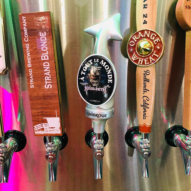 A Canadian in good company! Enjoying a new option for brews and food in Tustin at Rock & Brews.