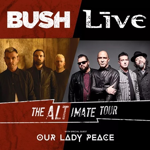 Hey, Canadians! Anyone who loves rock and alternative rock knows Bush, Live, and Our Lady Peace. Did you know OLP is Canadian?! Let's get out to Pechanga on Sunday to support them and get our rock on! If you're going, let us know! Ticket link here: https://www.canadiansinoc.com/event-content/ourladypeace-altimatetour